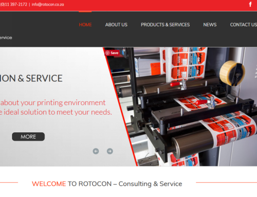 February 2018 Newsletter: A fresh new look for ROTOCON online