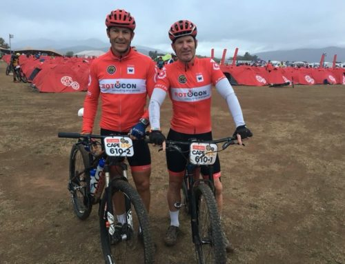 ROTOCON Supports Team Woolworths Rotolabel in the Absa Cape Epic Race 2018