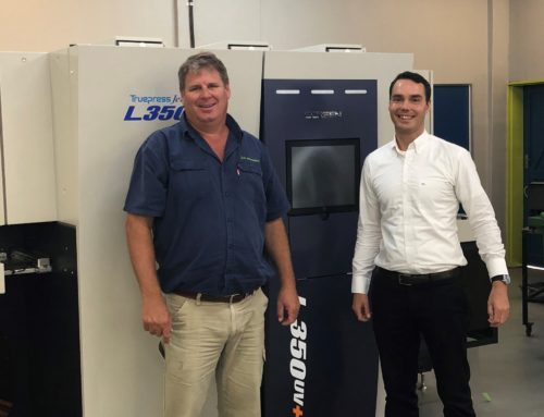 Double digital print investment for First Impression Labels through ROTOCON
