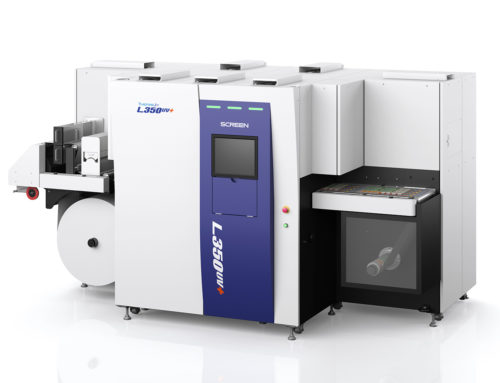 Label Link Makes Move into Digital Label Production with Screen and ROTOCON