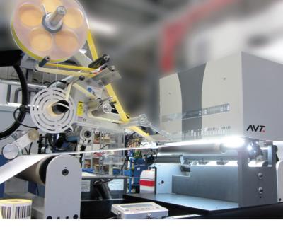 AVT Helios print inspection system