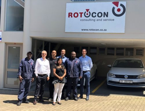 Boost for ROTOCON, Durban