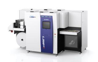 Screen Truepress Jet L350UV+ series UV inkjet press