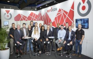 ROTOCON and its partners at Propak Africa 2019