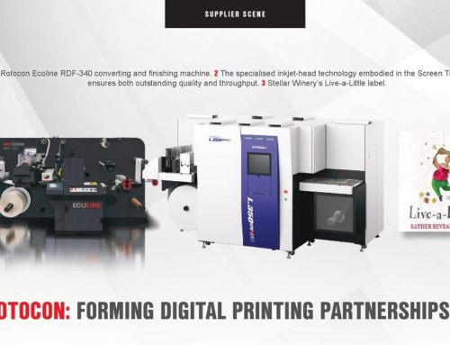 Forming digital printing partnerships