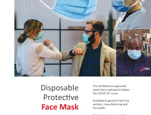 Disposable Protective Face Masks now available through ROTOCON