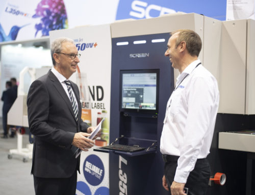 Rotocon and Screen offer efficient digital printing and finishing solutions
