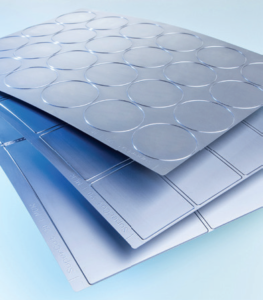 Wink has optimised the galvanisation process of the MicroChrome (MCR) coating for its flexible dies – significantly enhancing their precision, performance and protection.