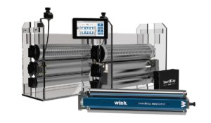 Wink's SmartGap AUTOCONTROL system has an adjustment range of 80μm and enables individual adjustment on the left and right and simultaneous adjustment on both sides in steps of 0.5μm down to 0.1μm.
