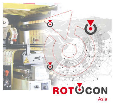 ROTOCON has expanded its brand with the official registration of its subsidiary ROTOCON Asia. The new company will offer the ROTOCON ECOLINE range of finishing equipment to printers and converters throughout Asia and provide local service.