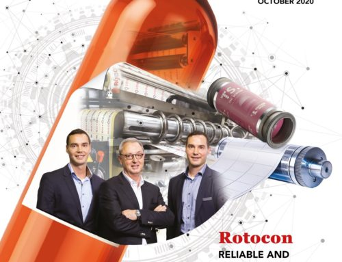 Reliable and Resourceful – Cornerstones of ROTOCON'S Operation