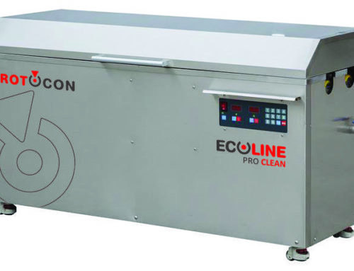 ROTOCON introduces ECOLINE Pro Mount platemounter and ECOLINE Pro Clean anilox roller cleaner