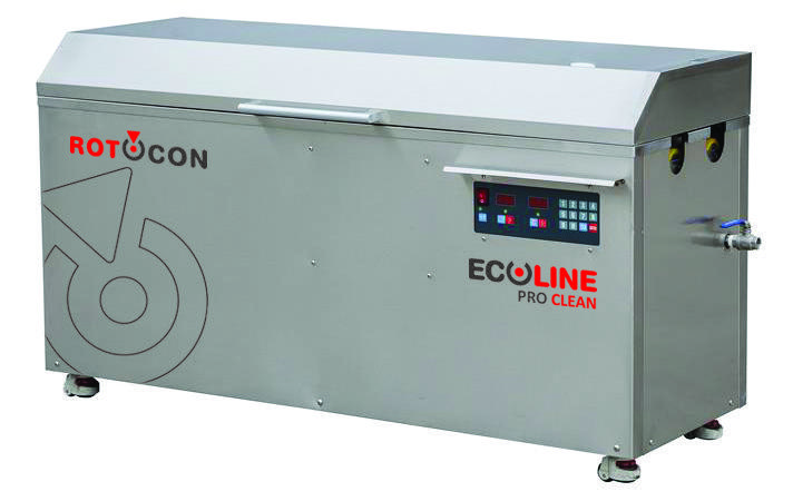ROTOCON ECOLINE Pro Clean anilox roller cleaner